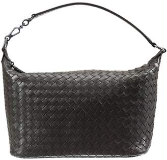 Bottega Veneta Shoulder Bag Shoulder Bag Small With Woven Pattern And Semi Removable Handle