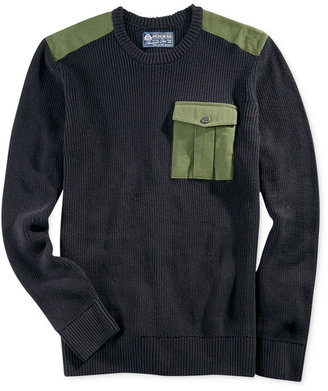 American Rag Men's Uniformity Sweater, Only at Macy's $40 thestylecure.com