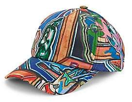 Paul Smith Men's Artist Studio Baseball Cap