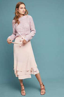 Tabula Rasa Ballerina Sweater Wrap Skirt