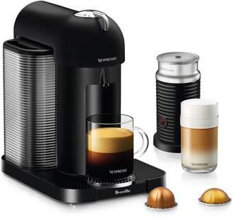 Nespresso Vertuo Coffee Machine and Milk Frother BNV250BKM1BU