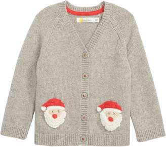 Boden Mini Crochet Characters Knit Cardigan