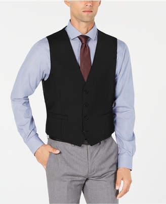 Calvin Klein Men X-Fit Stretch Solid Suit Vest