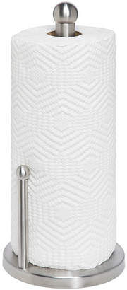 Honey-Can-Do Satin Finish Stainless Steel Paper Towel Holder