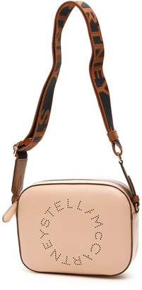 Stella McCartney Stella Logo Strap Crossbody Bag