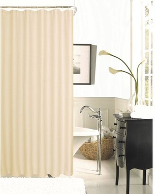 Hotel Collection Dainty Home Spa 251 Waffle Shower Curtain