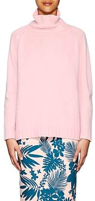 Barneys New York Women's Cashmere Turtleneck Sweater - Pink