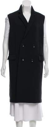 Acne Studios Longline Double-Breasted Vest