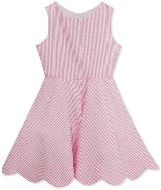 Rare Editions Seersucker Dress, Big Girls (7-16) $62 thestylecure.com