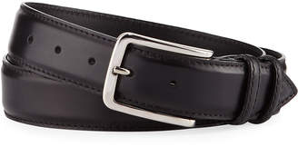 Bontoni 35mm Burnished Leather Belt