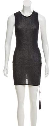 Celine Sleeveless Knit Dress w/ Tags
