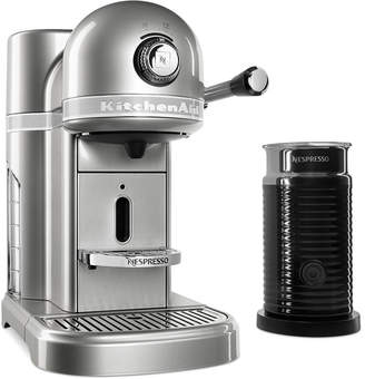 KitchenAid KES0504 Nespresso Espresso Maker with Milk Frother