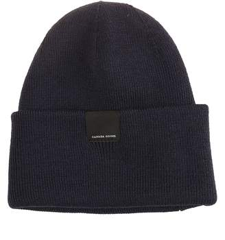 Canada Goose Fitted Beanie