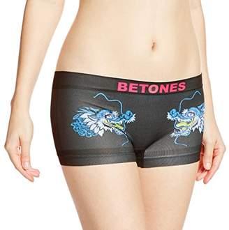 Betones (ビトーンズ) - (ビトーンズ)BETONES SKA DRAGON LADIES STD001L-1 01BLUE FREE