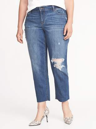 Old Navy The Plus-Size Power Jean, a.k.a. The Perfect Straight
