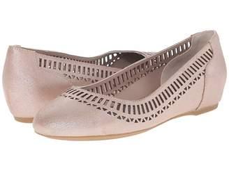 Rockport Total Motion 20mm Lazer Cutout Ballet Women's Flat Shoes