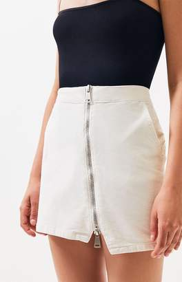 Lira Javelin Corduroy Skirt