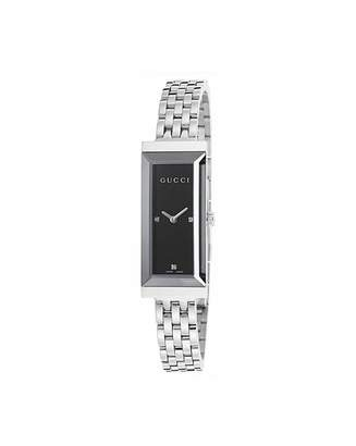 f4a8ea1be24 Gucci G-Frame Rectangular Ladies Watch