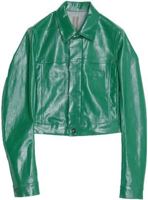 Rick Owens Denim outerwear - Item 41859677QN