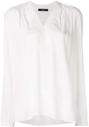 Steffen Schraut v-neck blouse
