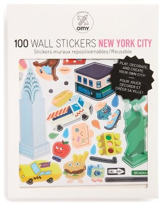 Infant Omy Nyc Wall Stickers $12 thestylecure.com