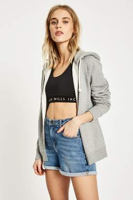 Jack Wills Athelney Zip Up Hoodie