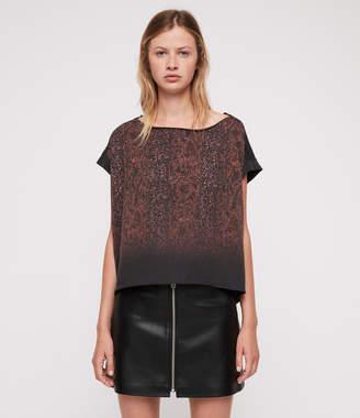 AllSaints Kaa Pina T-Shirt