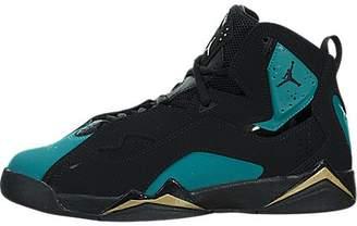 Jordan True Flight GG Girls Basketball-Shoes 342774-014_6.5Y