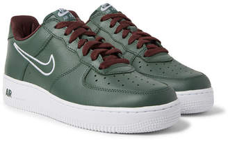 Nike Air Force 1 Hong Kong Retro Full-Grain Leather Sneakers