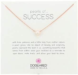 Dogeared Pearls of Success