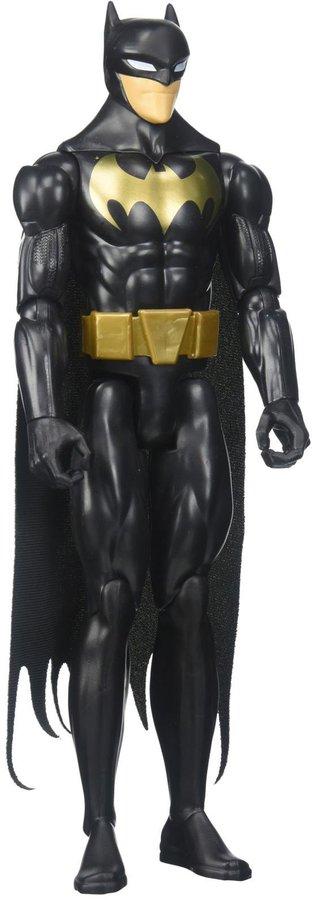 """DC Comics Justice League Batman with Black Suit 12"""" Action Figure"""