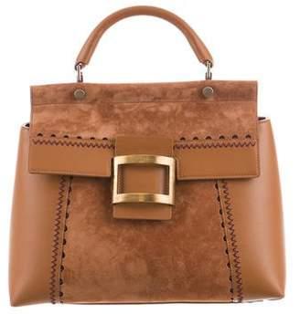 Roger Vivier Small Viv Cabas Bag