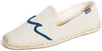 Soludos Waves Smoking Slippers