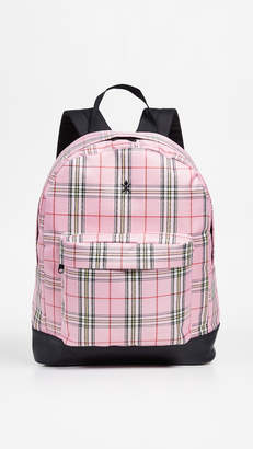 Opening Ceremony Plaid Backpack