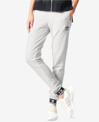 adidas Originals Cuffed Sweatpants $60 thestylecure.com