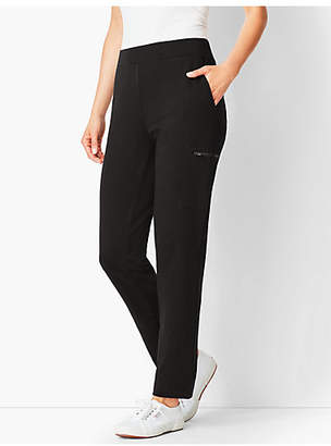 Talbots Straight-Leg Cargo Pants