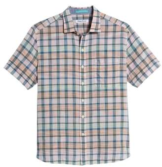 Tommy Bahama Pico Plaid Sport Shirt