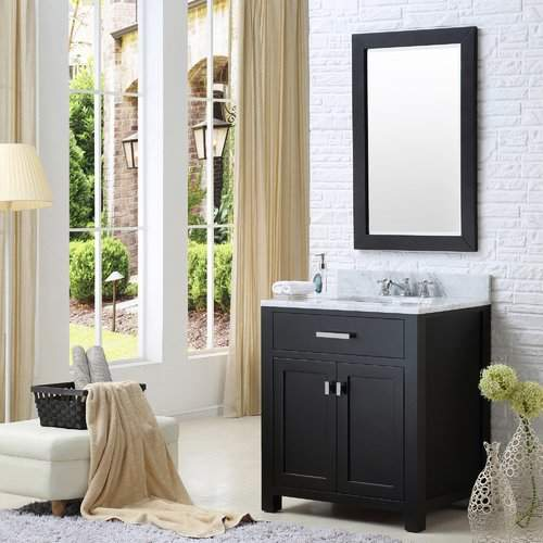 Andover Mills Raven Single Bathroom Vanity Set Base