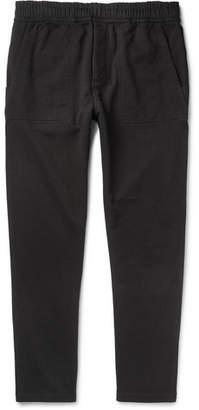 Folk Sigma Loopback Cotton-Jersey Sweatpants