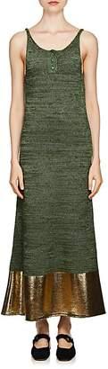 J.W.Anderson Women's Knit Fitted Tank Dress
