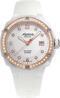 Alpina Extreme Lady Ceramic Mother of Pearl Diamonds Women's Watch AL-240MPWD3AEDC4