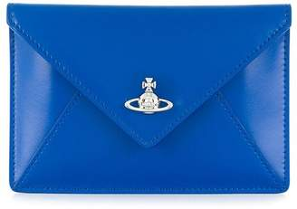 Vivienne Westwood envelope shaped wallet