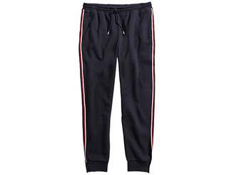 Tommy Hilfiger Adaptive Joggers with Elastic Waist and Velcro(r) Outside Seams