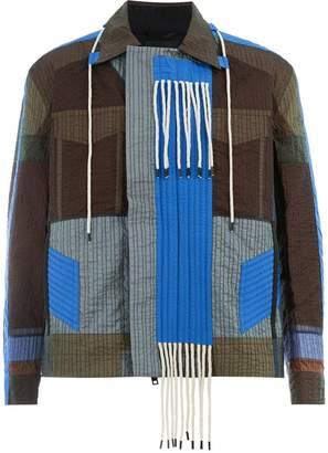 Craig Green lighweight short jacket