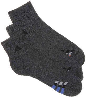 adidas Climalite Compression Crew Socks - 3 Pack - Men's