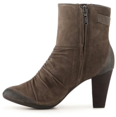 Geox Donna Marian Pleated Bootie