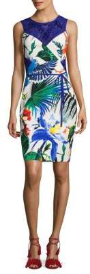 Roberto Cavalli Pullover Sleeveless Dress