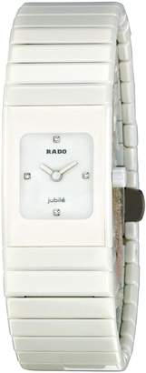 Rado Women's R21712702 Ceramica Dial Watch