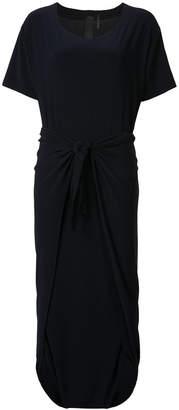 Norma Kamali shortsleeved Diaper dress