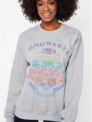 Bell Harry Potter Hogwarts Embellished Sweatshirt